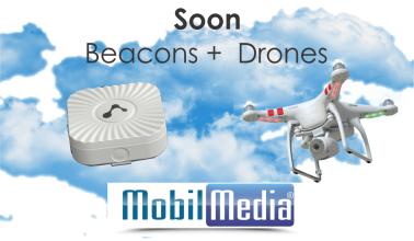 beacons-drones